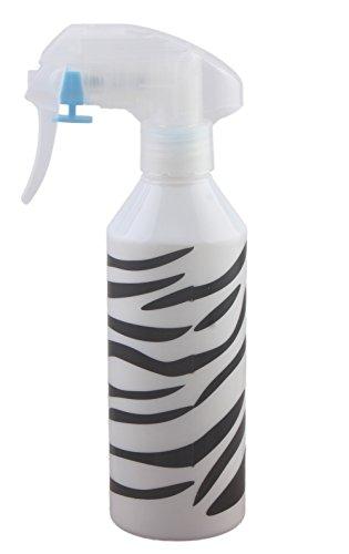 Salon-Plastic-Spray-Bottle-with-Mist-Trigger-Sprayer-200mlZebra-stripe-Surface