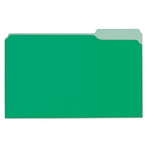 UNV10522 - Universal Colored File Folder by Universal