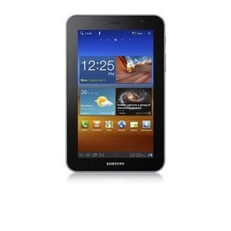 Samsung GT-P6200 Galaxy Tab 7.0 (Plus) 16GB, 3G, 3MP, 1.2GHz dual-core, 3.2 Honeycomb 7-Inch Unlocked World Tablet PC (Black)