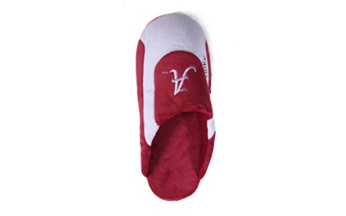 Pro College Low Crimson Happy and Mens Tide LICENSED Slippers NCAA Womens OFFICIALLY Feet Alabama x7zwf