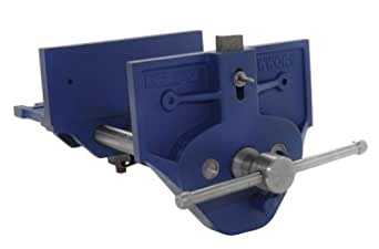 """Eclipse EWWQR7-NA Quick Release Woodworking Vice, Gray Cast Iron, 7"""" Size"""