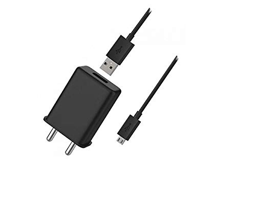 T3S Turbo Wall Charger with Micro USB Data Cable for Moto G5, Moto G5 Plus, Moto E3 Power
