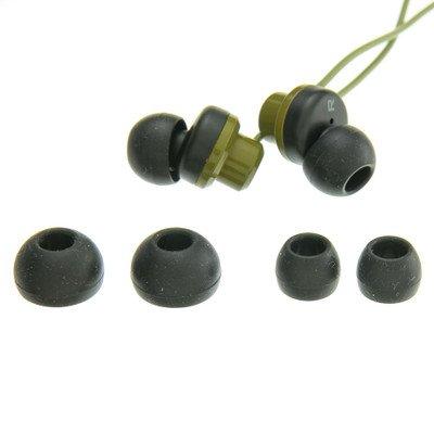 Green JVC Riptidz Inner-Ear Earbuds Headphones ( 100 PACK ) BY NETCNA