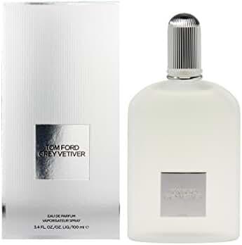 Tom Ford Grey Vetiver Eau De Parfume Spray for Men, 3.4 Ounce