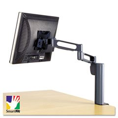 ** Column Mount Extended Monitor Arm w/SmartFit System **
