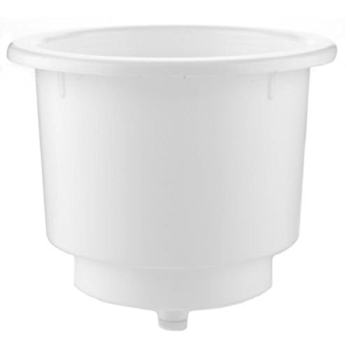TH Marine Large White Cup Holder ()