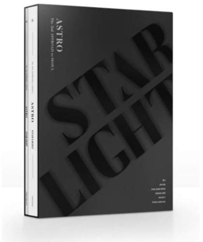 Movie Star Postcard Photo - Astro the 2nd Astro to Seoul (Star Light) (Incl. 36pg Photobook,Postcard + Lenticular Card) [Blu-ray]
