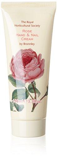 Bronnley Rose 100ml/3.5oz Hand & Nail Cream