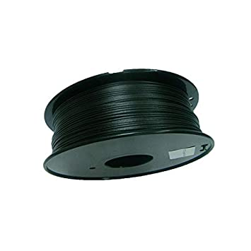 W-Shufang,3D Filamento PETG Mezcla de Fibra de Carbono 0.8kg 1.75 ...