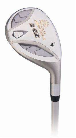 Palm Springs Golf 2ez SSハイブリッドクラブ21 LRH Lady Flex B002ZZ3CZ8