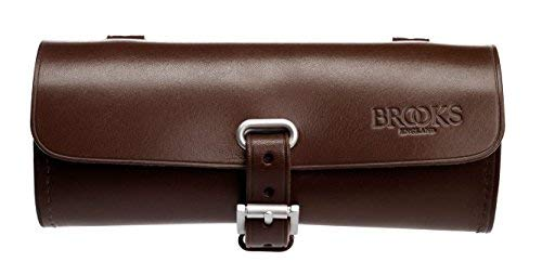 Brooks Handtasche unter Sattel Leder England Challenge Werkzeug Bag Honig - braun - Noir - Vintage 2016