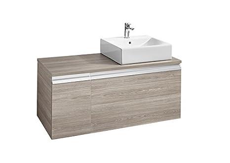 Roca a mobile base per lavabo sopra piano destro