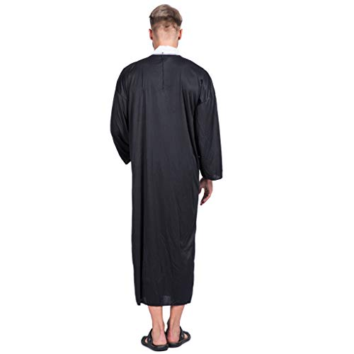 EraSpooky Men's Priest Costume Halloween Adult Monk Friar Costumes Robe for Men - Funny Cosplay Part - http://coolthings.us