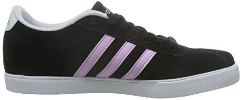 Noir Chaussures Gymnastique De Adidas Courtset Femme W xqwffYSF6