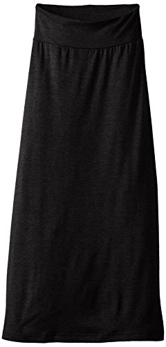 Amy Byer Girl's 7-16 Solid Maxi Skirt