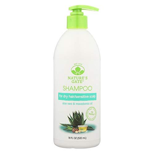 Natures Gate Shampoo Aloe Vera ()