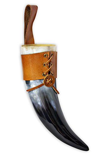 Drinking Medieval Viking Leather Holster product image