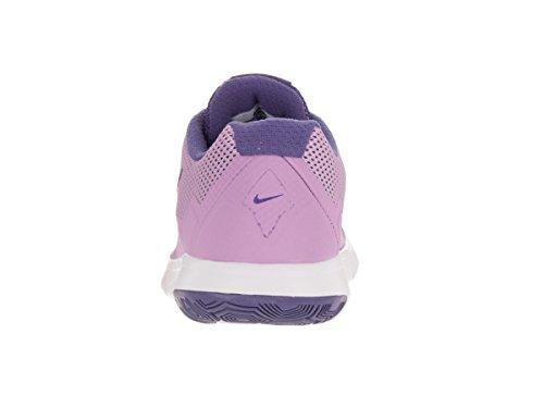 4 Rn para Wmns mujer Dust Dark Deportivo White Flex Urban Calzado Experience Nike Lilac Purple wqt1Ip0p