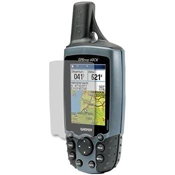 Skinomi Screen Protector Compatible with Garmin GPSMAP 60Cx Clear TechSkin on garmin nuvi, garmin 530hcx, garmin colorado 300, garmin gvn 52,