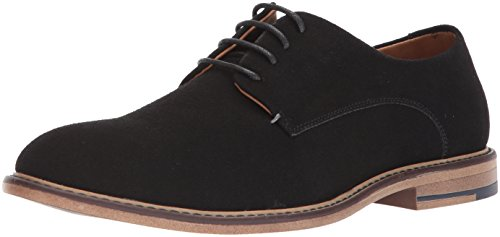 Mujer para Oxford Madden M Grassy Negro Suede GamuzaBlack qwfqIt