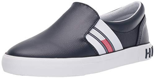 Tommy Hilfiger Women's FIN Sneaker Navy 9 M US