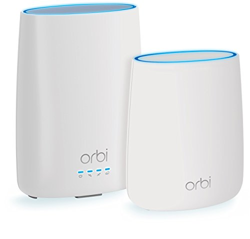 Filter Modem (NETGEAR Orbi Whole Home WiFi System with Built-in Cable Modem (CBK40))