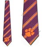 Clemson Tigers Collegiate Woven Polyester Necktie