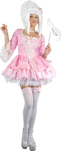 Charades Marie Antionette Pink - X-Small - Dress