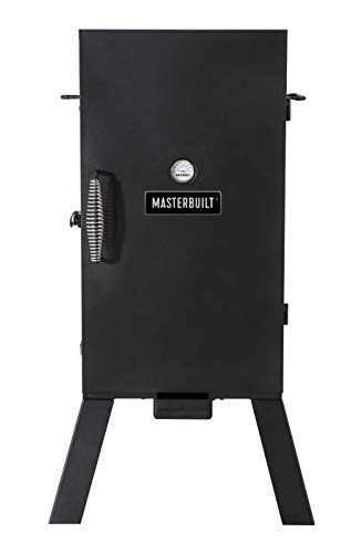"Masterbuilt MB20070210 MES 35B Electric Smoker, 30"" Black (Newer Version)"