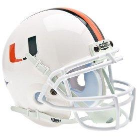 Miami Hurricanes 1984-2013 - NCAA MINI Helmet