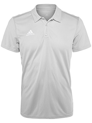 Adidas Core 18 Climalite Polo Grey/White M -