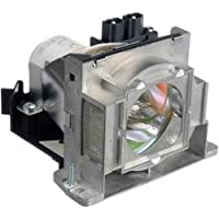 Replacement For MITSUBISHI VLT-HC900LP LAMP & HOUSING Projector TV Lamp Bulb
