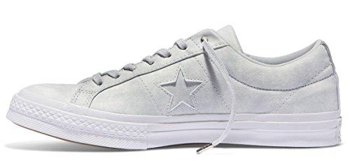 Converse Damen One Star Ox Pure Platinum