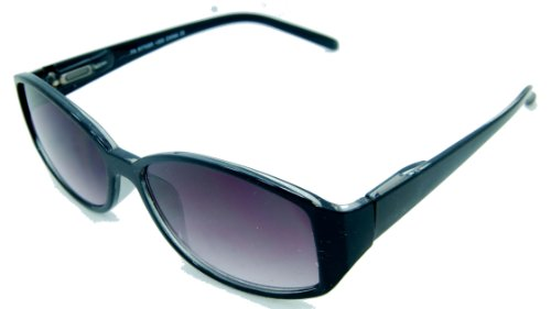 In Style Eyes® Stylish Full Reader Sunglasses Protect Your Eyes While Giving You the Best Reading Glasses for Closeup Vision Outdoors/black/3.25 - Health Sunglasses Eye For Best
