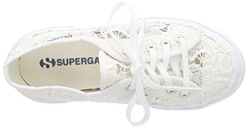 Superga 2750 Macramej - Zapatillas Unisex Niños Blanco - Weiß (901)