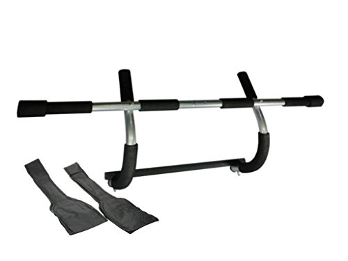 Wacces Doorway Chin Up, Sit Up, Pull up and Push up Bar! + Ab Strap