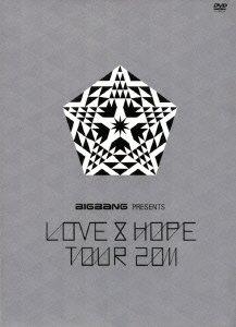 BIGBANG PRESENTS  LOVE&HOPE TOUR 2011 (初回限定盤) [DVD] B005GYC102
