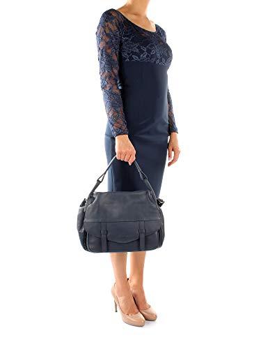Sacs main Lancaster Femme Bleu 57851 Cuir à 4wwvqd0