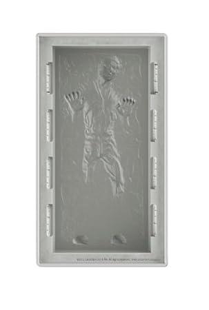 Star Wars Aufsteller & Figuren Filme & Dvds Eiswürfel Silikon Form Han Solo In Carbonite Neu