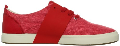 Puma - - Hombres El Ace 3 Cham Zapatos Red/Brown/White Swan