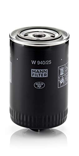 - Mann-Filter W 940/25 Spin-on Oil Filter