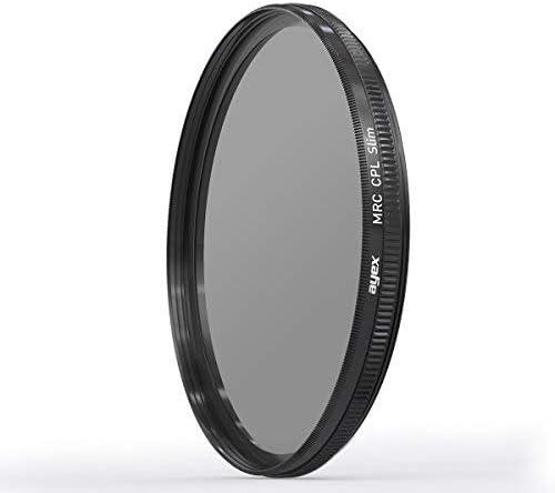 Ayex MRC CPL Filter 37/mm Multi-Coated Circular Polarizer Filter