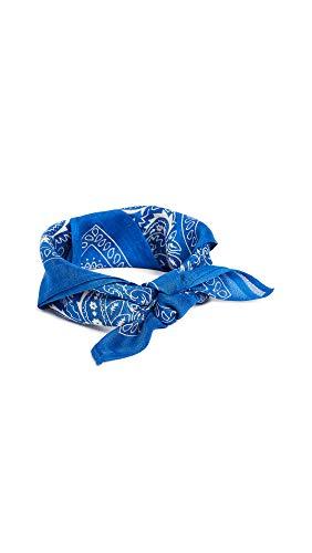Chan Luu Women's Neckerchief, Palace Blue, One Size ()