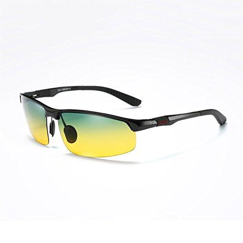 YQ Sol Gafas Conducir HD Gafas 11 para De Hombre Gafas Color Polarizadas De QY Gafas Deportivas 2 CgnvCr