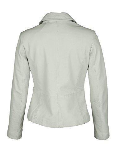 Chaqueta Para Moda Verde Menta White Mujer Alba awECvqq