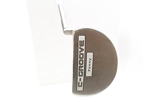 Yes Penny C-Groove Putter Stock Steel Shaft Steel Right Handed 35 in