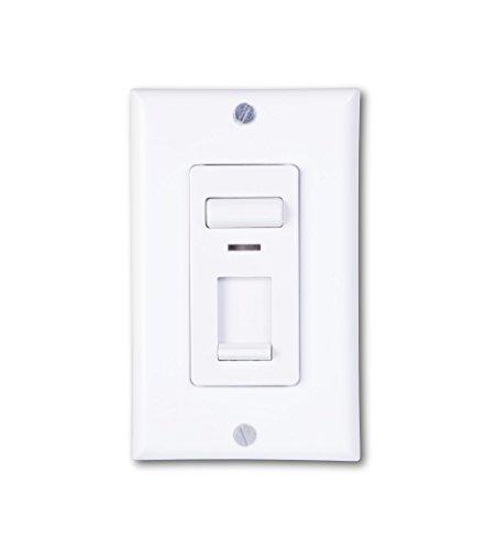 Century 150-watt LED and CFL/600-watt Incandescent Wall Slid