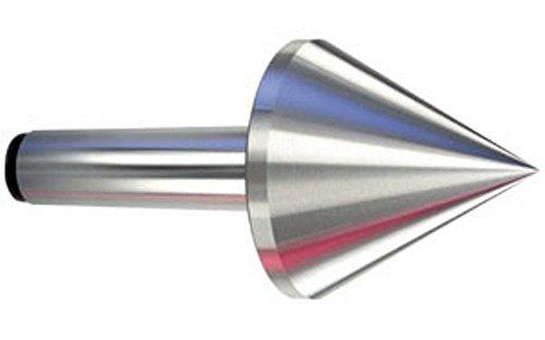 OMEX Precision Bull Nose Pointed Live Revolving Center - New 2 Morse Taper - Mt2