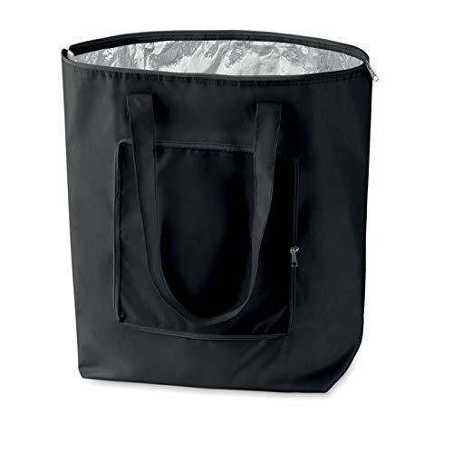 eBuyGB 1205203 - Nevera plegable (25 L, poliéster, plástico ...