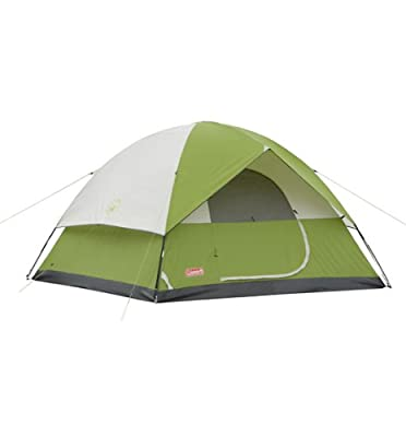 Sundome 6 Person Tent (Green and Navy color options)
